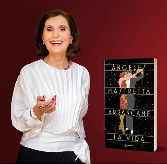 35 años de Arráncame la vida / Planeta entrevista a Ángeles Mastretta
