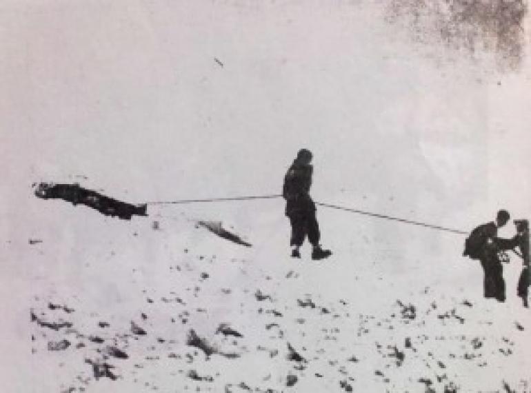 Ventisca: la tragedia en el Izta la noche del 4 de febrero de 1968