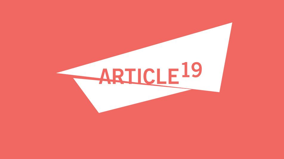 Postura del consejo consultivo de ARTICLE 19 ante los comentarios del presidente López Obrador