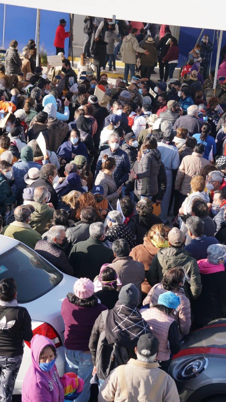 Del caos al orden en Tlaxcalancingo / Galería fotográfica de Jesús Olguín Pascualli