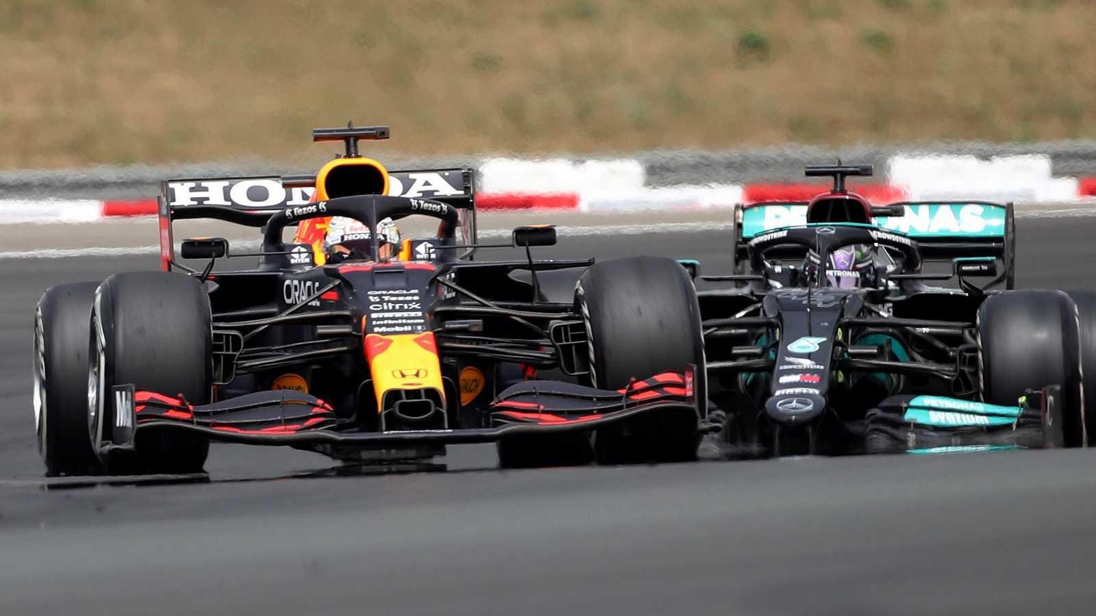 GP de Francia / Gana Verstappen con excelente estrategia y mejor conducción