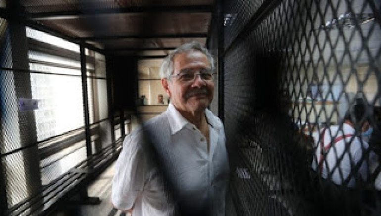 Con la mochila al hombro. Cartas desde la cárcel en Guatemala / 2