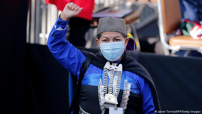 Elisa Loncon, mujer mapuche, presidenta de la Convención Constitucional en Chila / VIDEO Y TEXTO