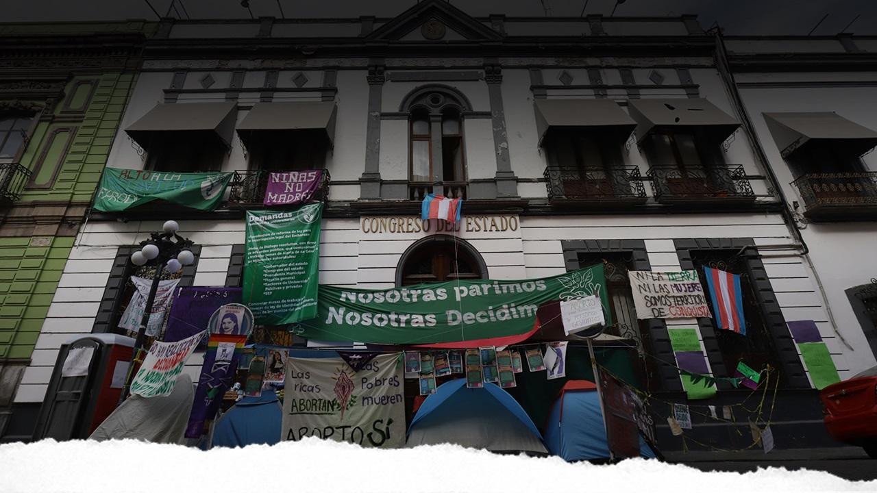 Cómo Veracruz logró el aborto legal y Puebla no / Investigación de El Popular