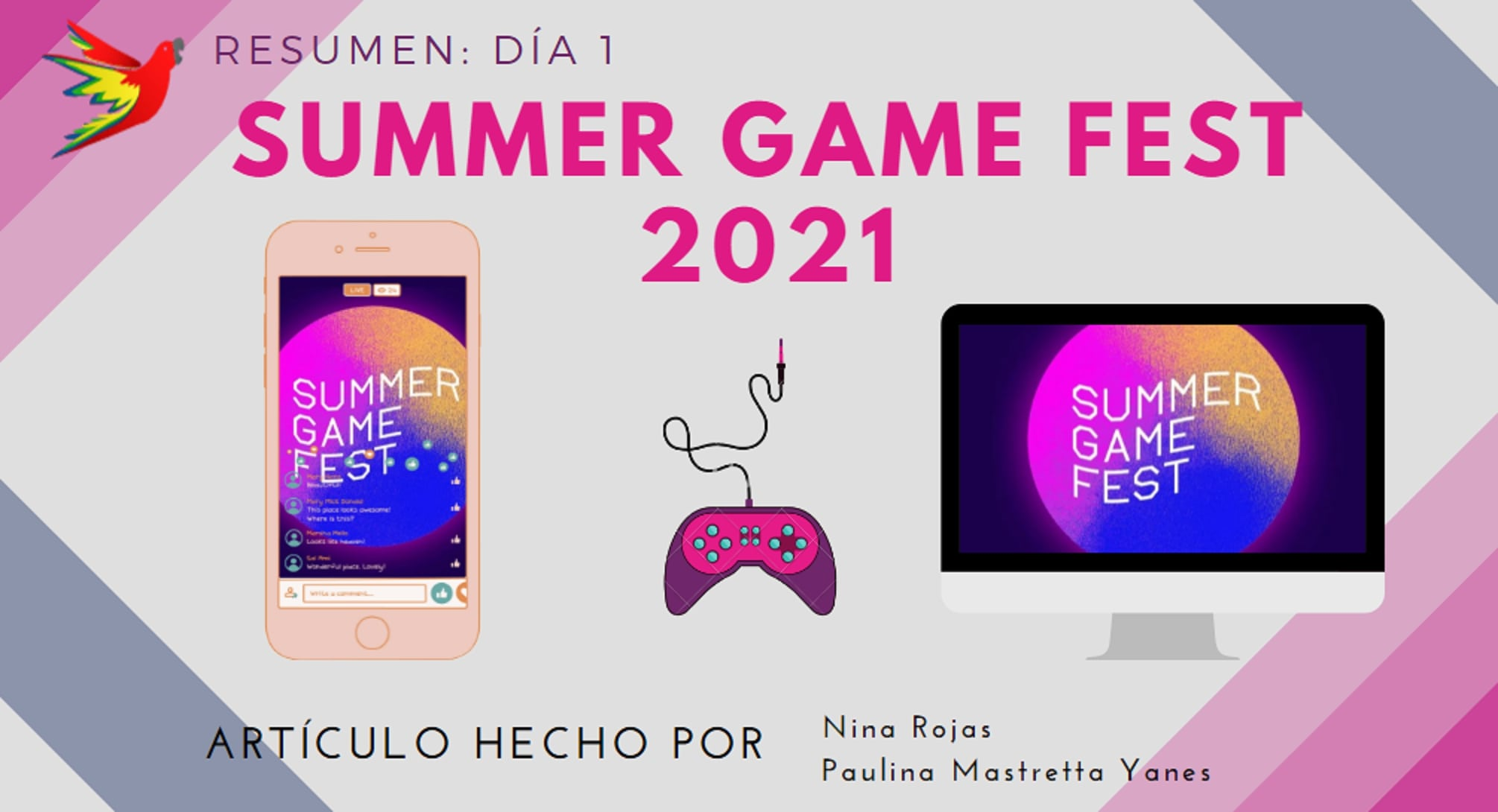 Resumen: Summer Game Fest 2021