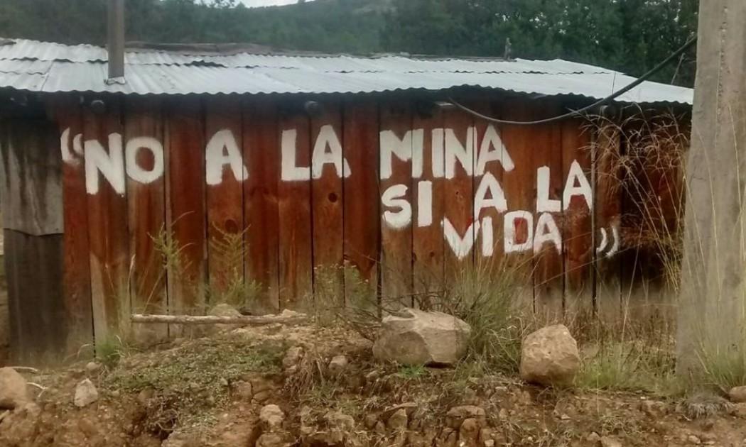 Comunidades de Sierra Norte exigen a inversionistas canadienses abandonar proyecto Ixtaca