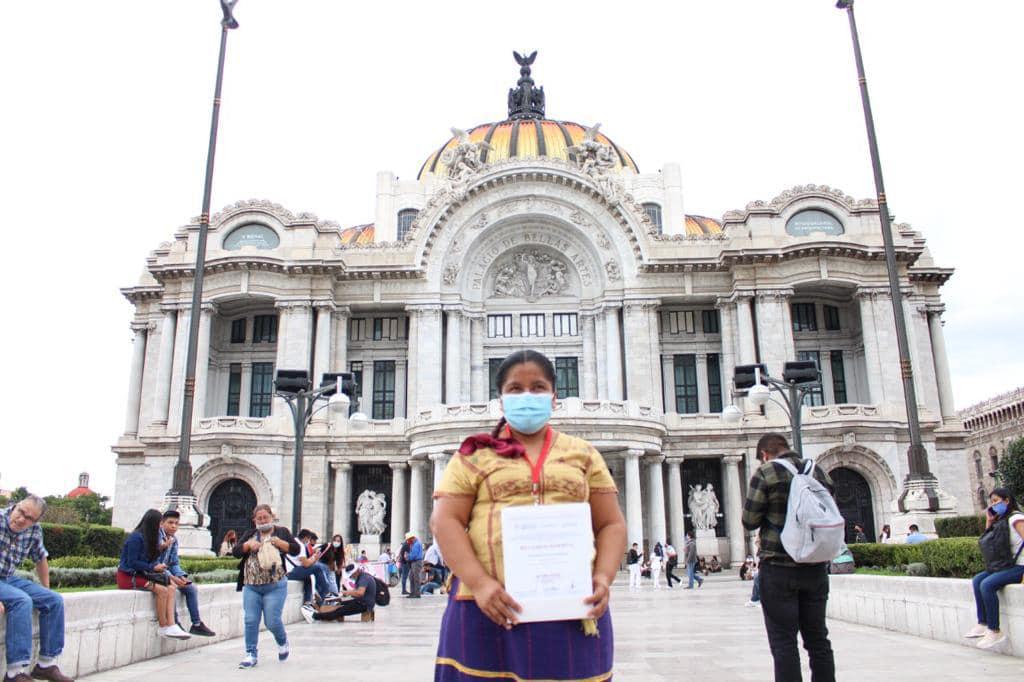El arte tradicional de México regresa al Palacio de Bellas Artes / Emma Yanes Rizo