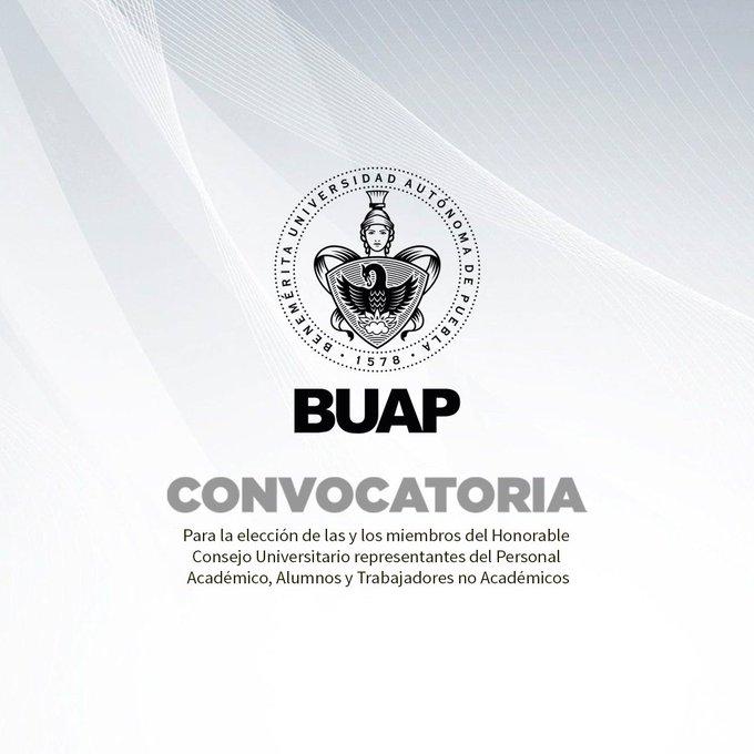 Convoca Lilia Cedillo Ramírez a elección de nuevo Consejo Universitario en la BUAP