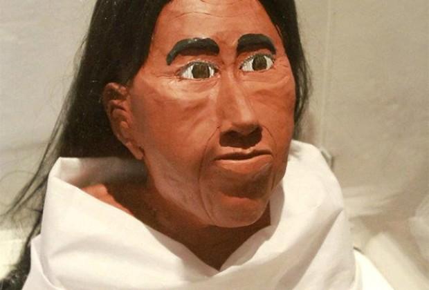 Chuchita, el rostro más antiguo de una mujer en México