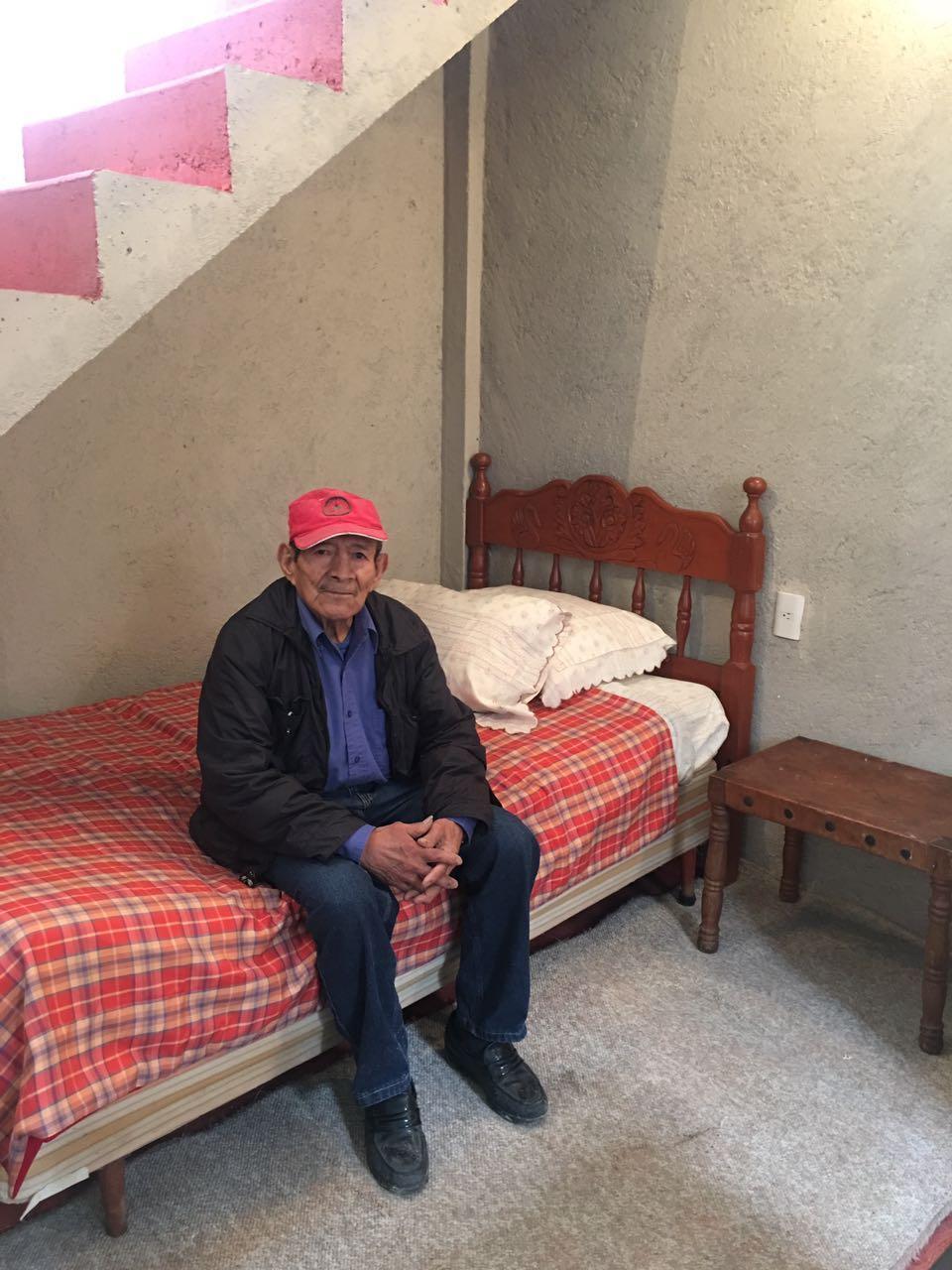 La casa de Daniel el zapatero / Carlos Rodríguez Giacintti