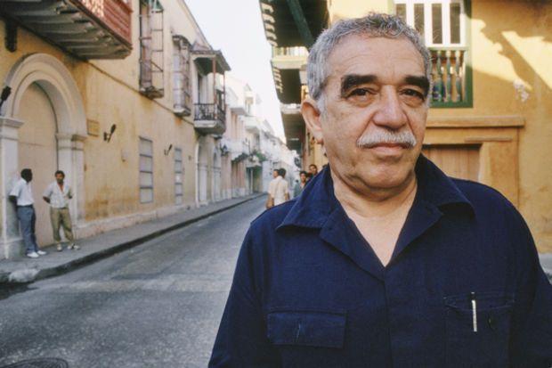 Caminar Cartagena bajo el embrujo de García Márquez