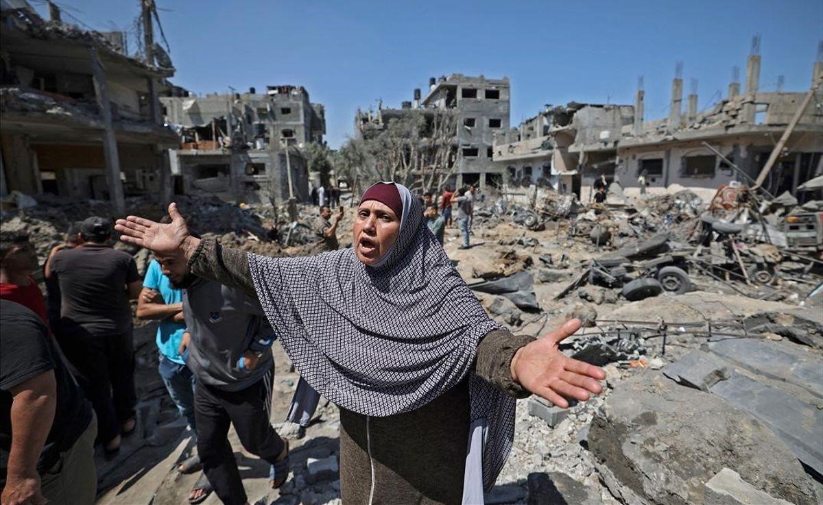 Todo es Gaza / Ángeles Mastretta