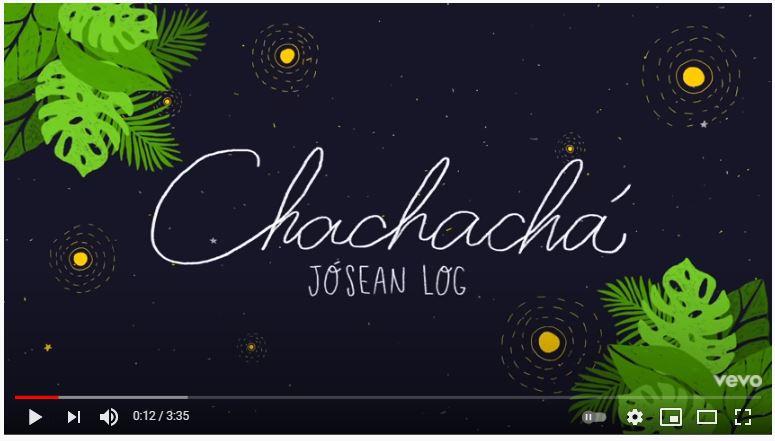 El poblano Josean Log y su Chachachá: 200 millones de escuchas en Youtube