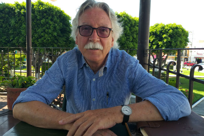 Julio Glockner / Sus textos en Mundo Nuestro