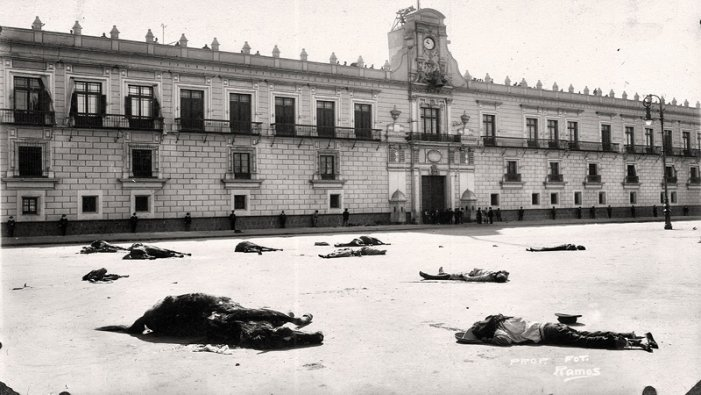 Pandemia: la mitad de muertos que en la Revolución