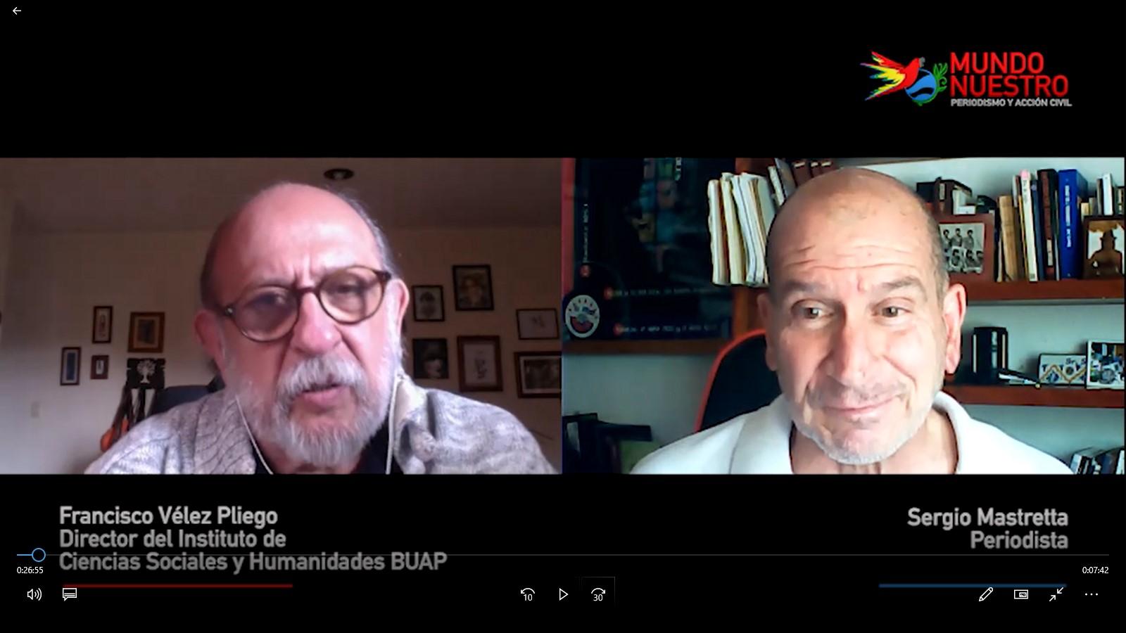 Francisco Vélez Pliego: Investigación social y políticas públicas, una mirada estratégica