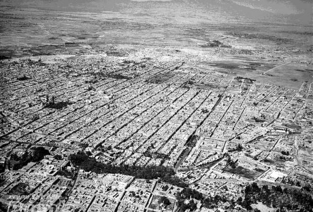 La ciudad de Puebla y sus viajeros entre los años 1540 a 1960