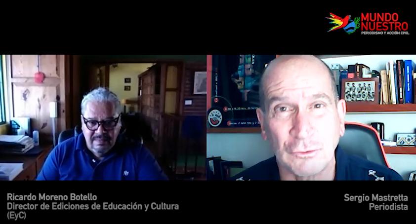 Ricardo Moreno Botello: Es la lógica del poder la que impone la política cultural en Puebla / VIDEO
