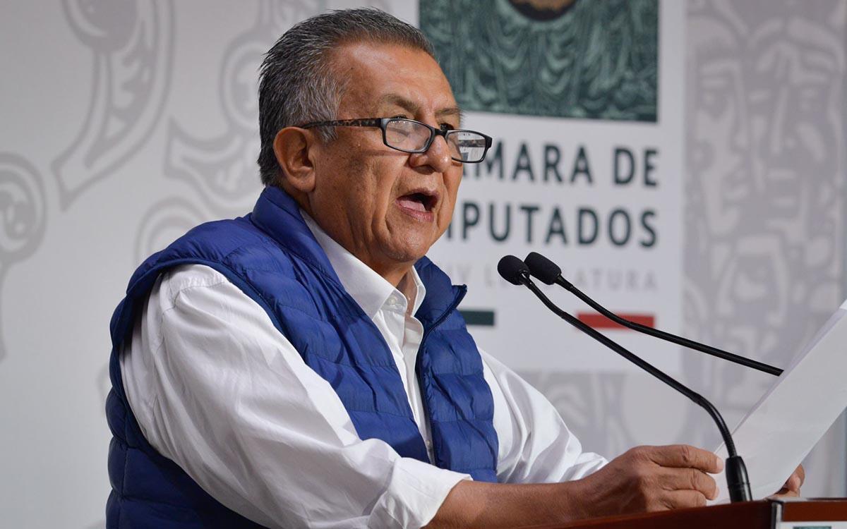 Saúl Huerta, daño moral