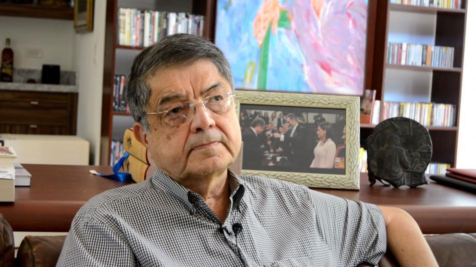 La persecución de Sergio Ramírez / Héctor Aguilar Camín