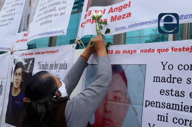 Exhorto por aprobación Ley de Desaparición en Puebla y situación de amparos / Ibero Puebla