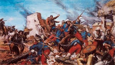 Crónicas de Guerra  2.  El combate del Camarón: 30 de abril de 1863