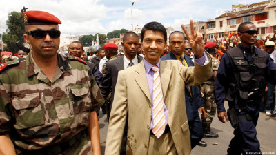 Andry Nirina Rajoelina, el populista malgache