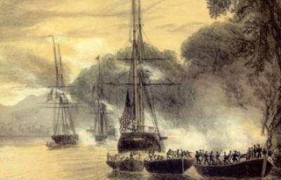Crónicas de guerra 10 / El Combate de San Juan Bautista