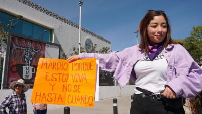 8M 2020. La marcha de las mujeres en Puebla: constancia de un cambio civilizatorio