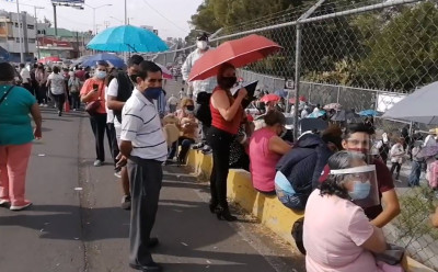 La vacunación en la ciudad de Puebla: una lectura colectiva de nuestro espíritu tianguista