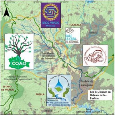 Río Atoyac: un reporte interdisciplinario desde la sociedad civil