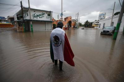 No son inundaciones. Por un sistema Lacustre de la Cuenca de México / José Antonio Lino Mina