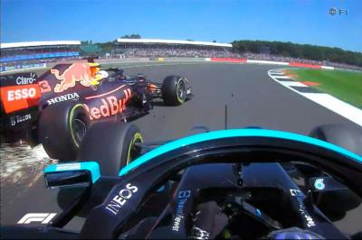 Hamilton gana con polémica. ¡Se enciende su disputa con Verstappen!