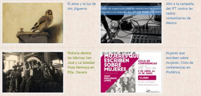 Las 1275 crónicas del Archivo de Mundo Nuestro Primera Época 2013-2016