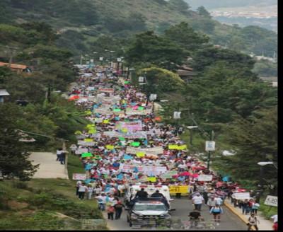 Testigos de la contaminación / Pueblos en lucha y resistencia; Tetela de Ocampo y Zapotitlán de Méndez