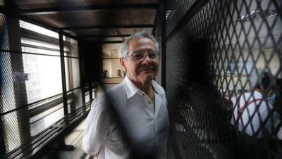 Con la mochila al hombro. Cartas desde la cárcel de la más alta seguridad Cuartel Mariscal Zavala