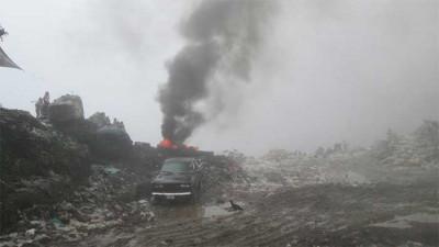 Testigos de la contaminación: los basureros contra la ley, la terca realidad