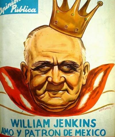 En busca del señor Jenkins: para entender el poder oligarca en Puebla