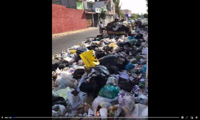 La montaña de basura en Tehuacán y la resistencia civil de Santa María Coapan / VIDEO