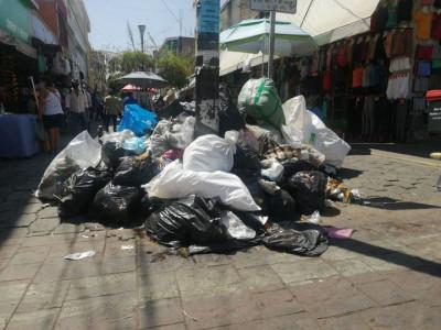 Un llamado de atención a los habitantes de Tehuacán / Martín Barrios