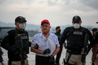 Manifiesto a un año de la detención ilegal y encarcelamiento del Comandante César Montes