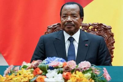 Paul Biya, el populista camerunés