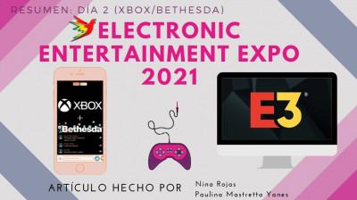 Resumen E3 2021 Día 2 Xbox y Bethesda