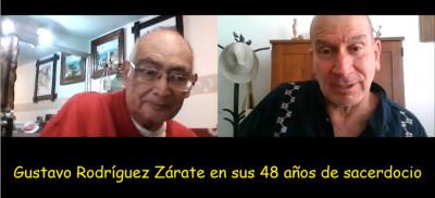 Gustavo Rodríguez Zárate, 48 años al servicio de su pueblo / VIDEO