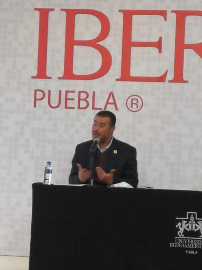 Mario Patrón y la Agenda de la Ibero Puebla 2021: Universidad, democracia y construcción de futuro