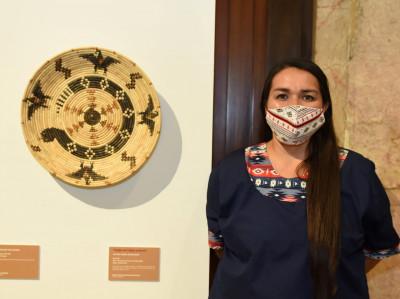 Grandes Maestros del Patrimonio Artesanal de México / Aurelia Ojeda Meléndrez Kumiai