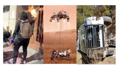 Perseverancia, hay algo (en Marte) más allá de nuestro inframundo