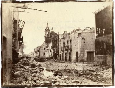 Crónicas de Guerra 1. El combate de Santa Inés en el Sitio de Puebla de 1863