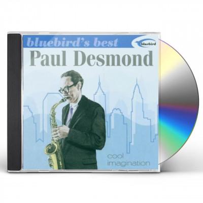 Paul Desmond / Cool imagination:El sonido del Martini seco