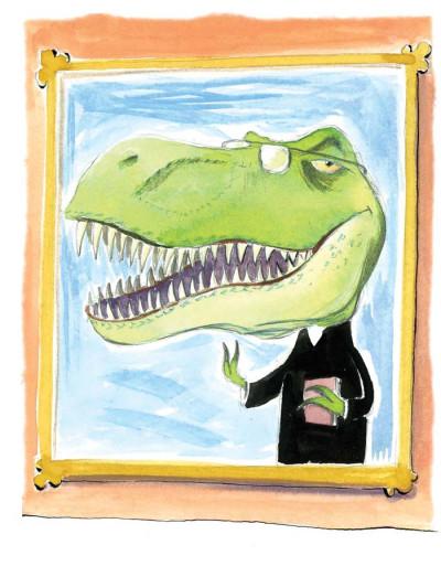 Un T. rex por cada tres personas / Ciencia en Revista Nexos